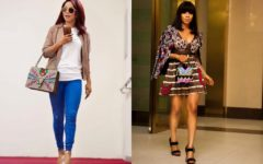 toke makinwa's expensive bags