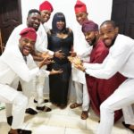 Hearty Congratulations To ToolzO & Tunde Demuren As They Announce Pregnancy