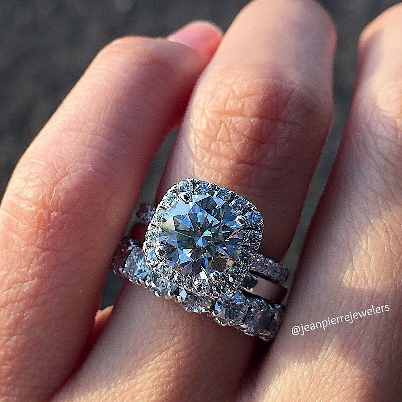 The Engagement Ring Is Usually Worn On The Ring Finger, Which Is The Fourth  Finger On The Left Hand. However, Lately I See Women Wear Their Engagement  Rings ...
