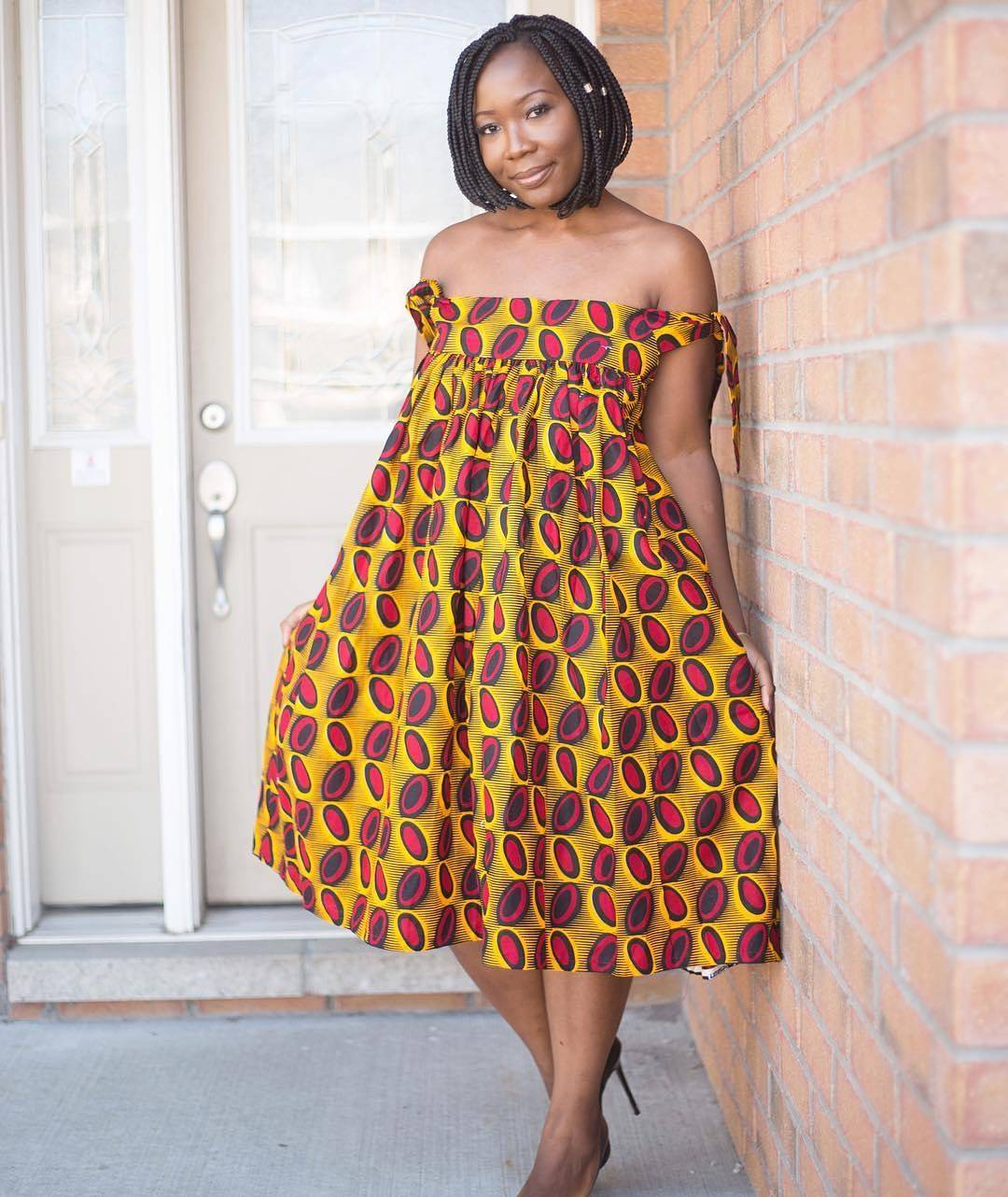 Ankara Styles #386: For The Love Of Dresses!