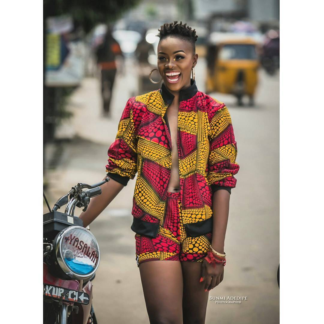 18948170 221301285044548 4700067460307484672 n - Ankara Styles :- That Jacket Look v1