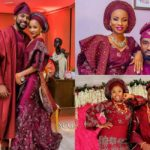 Banky W & Adesuwa Have Set A Trend For Nigerian Couples With Their BAAD17 Outfits