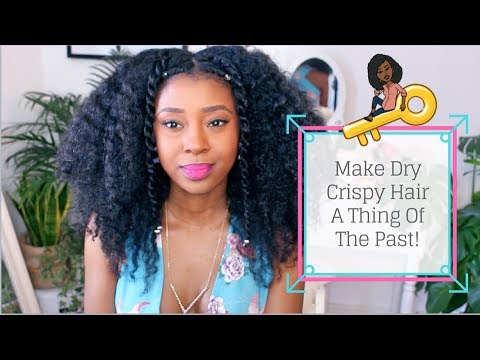 FusionOfCultures eliminate hair dryness