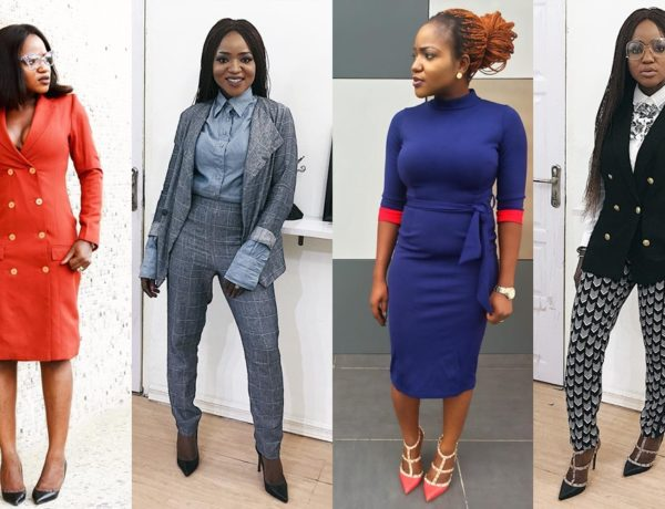Header of Work style with Toyosi Gregory Jonah