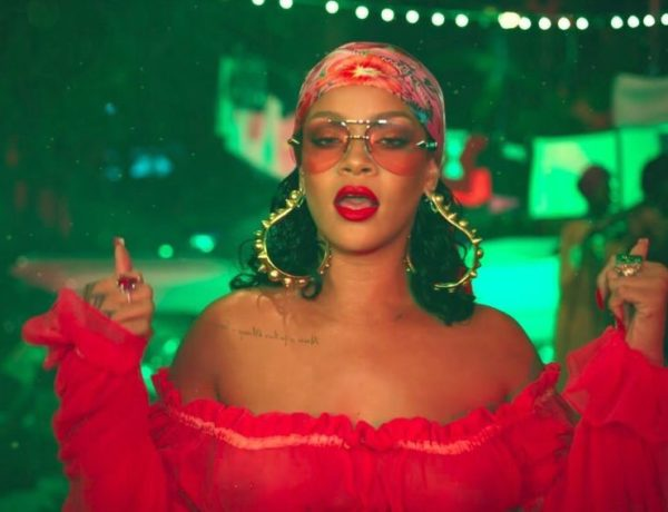 Rihanna in Wild Thoughts