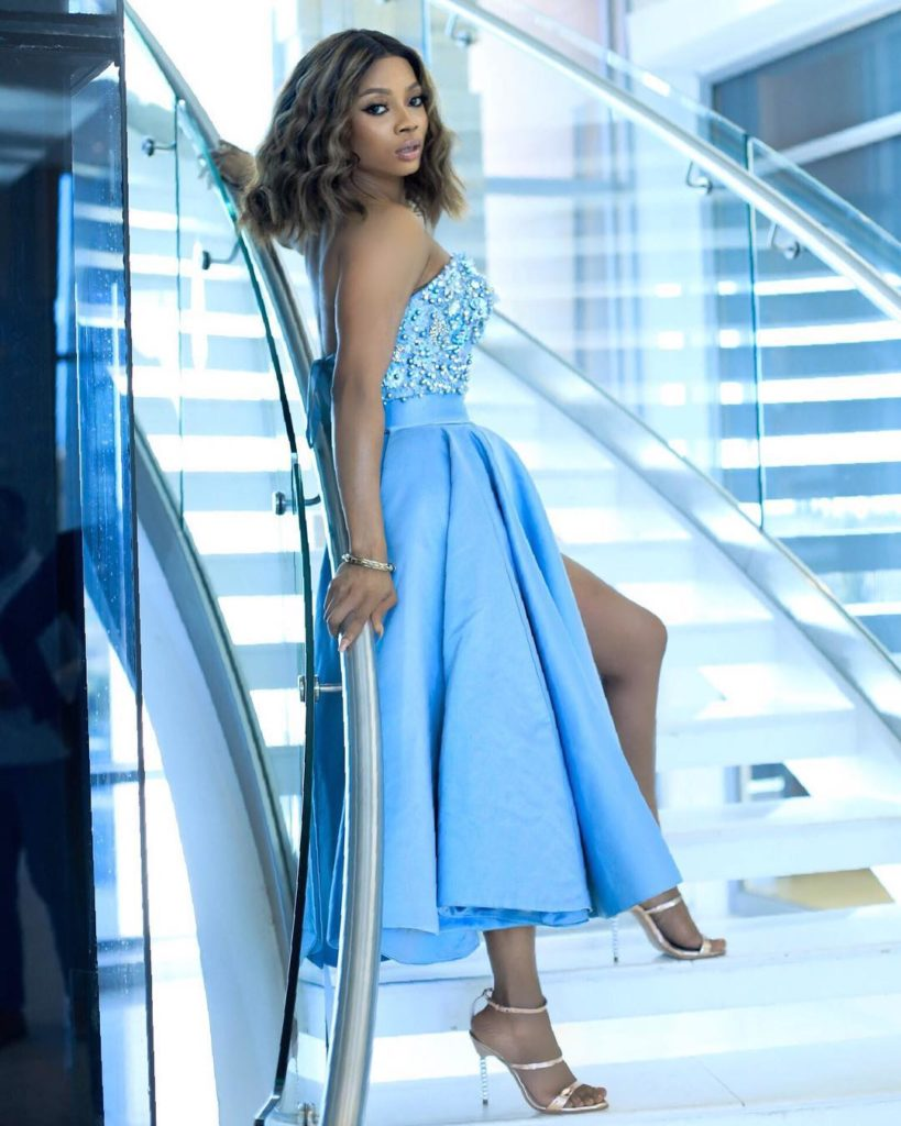 Toke Makinwa South Africa Style 16