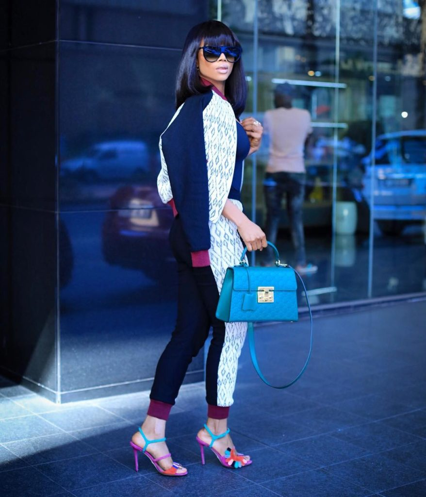 Toke Makinwa South Africa Style 6
