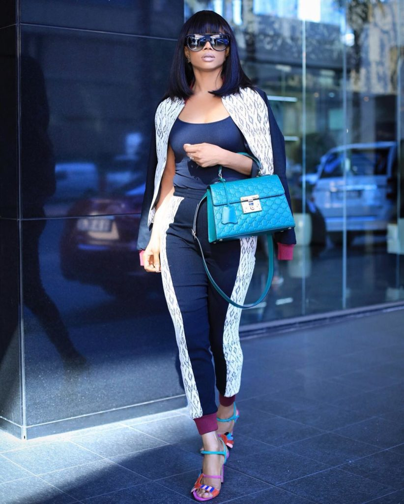 Toke Makinwa South Africa Style 7