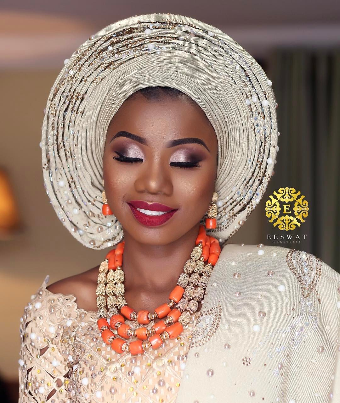 eeswatmakeovers - Stunning Bridal Makeup Inspiration With Eeswat Makeovers
