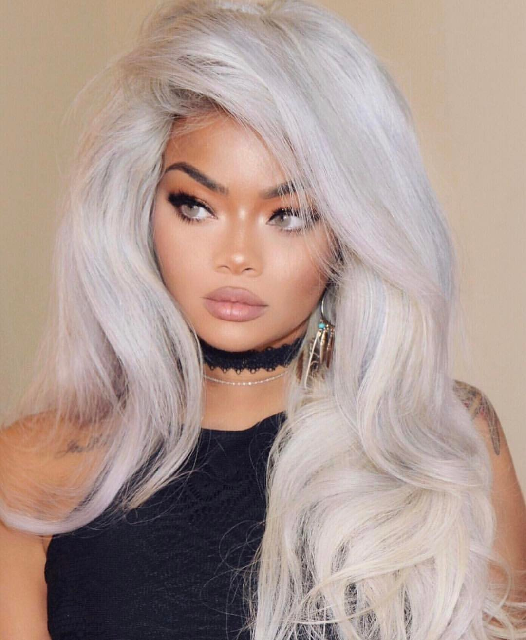2019 year lifestyle- Hair Different colors for women