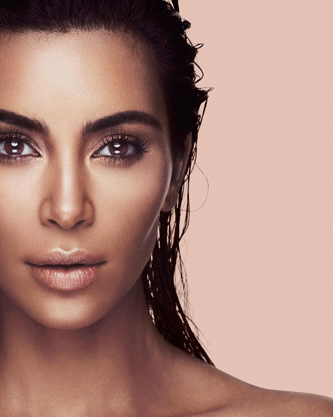 Kkw Beauty: Kim Kardashian's KKW Beauty Contour Kits Sold Out In Under