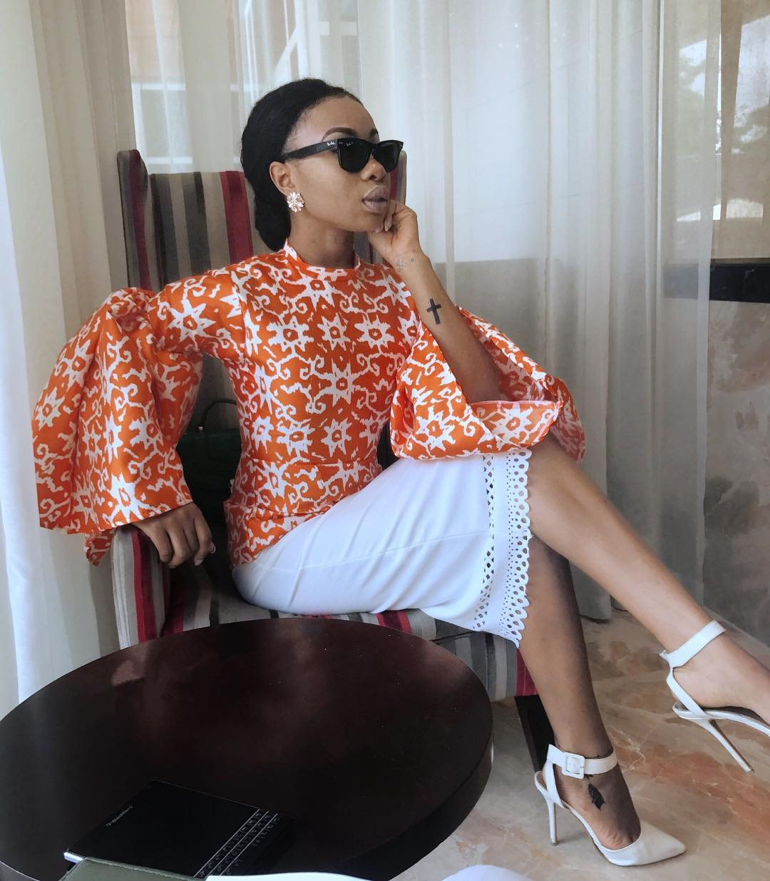 mo cheddah - Mo Cheddah Shows Us The Right Way To Wear Print