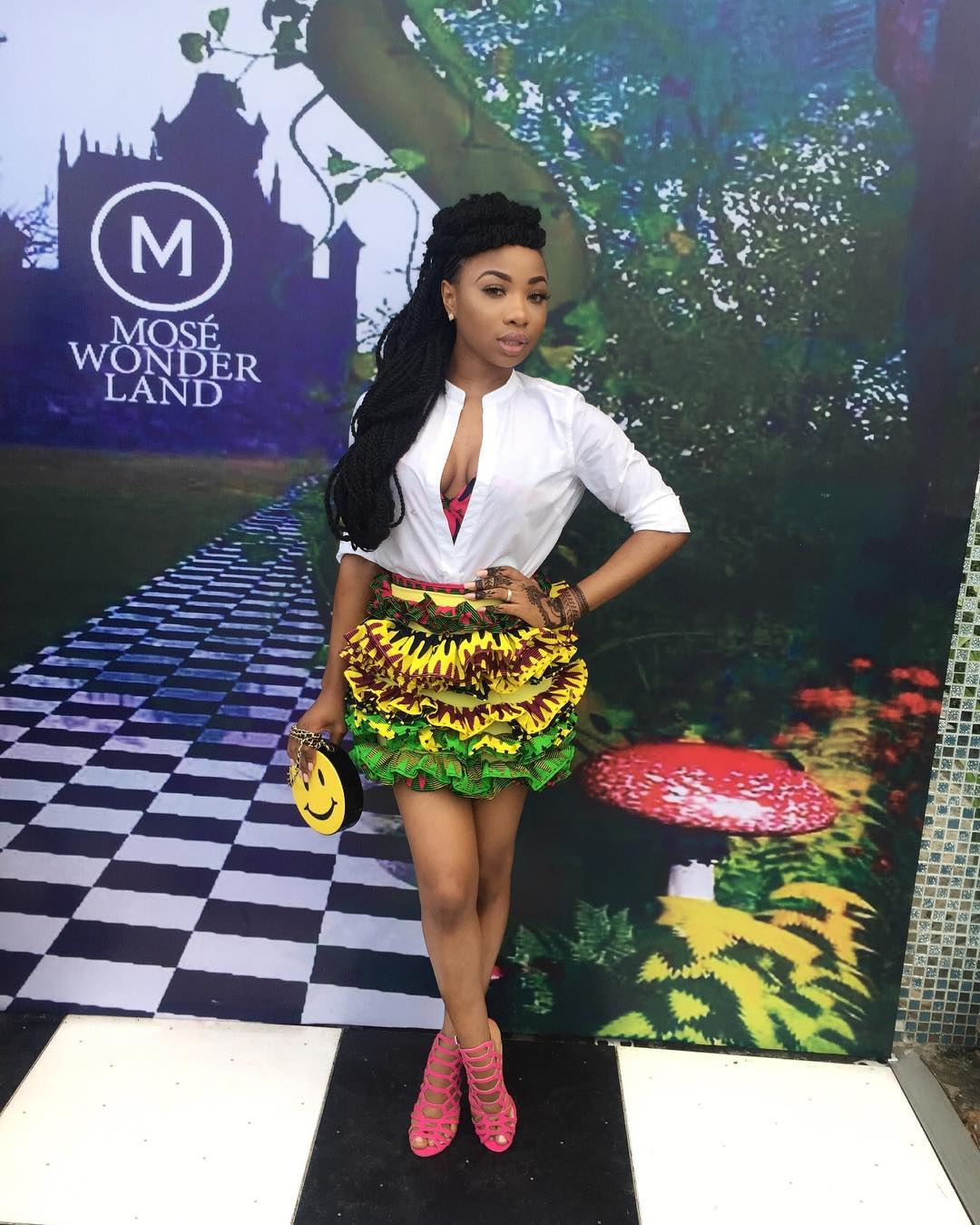 mo cheddah1 - Mo Cheddah Shows Us The Right Way To Wear Print