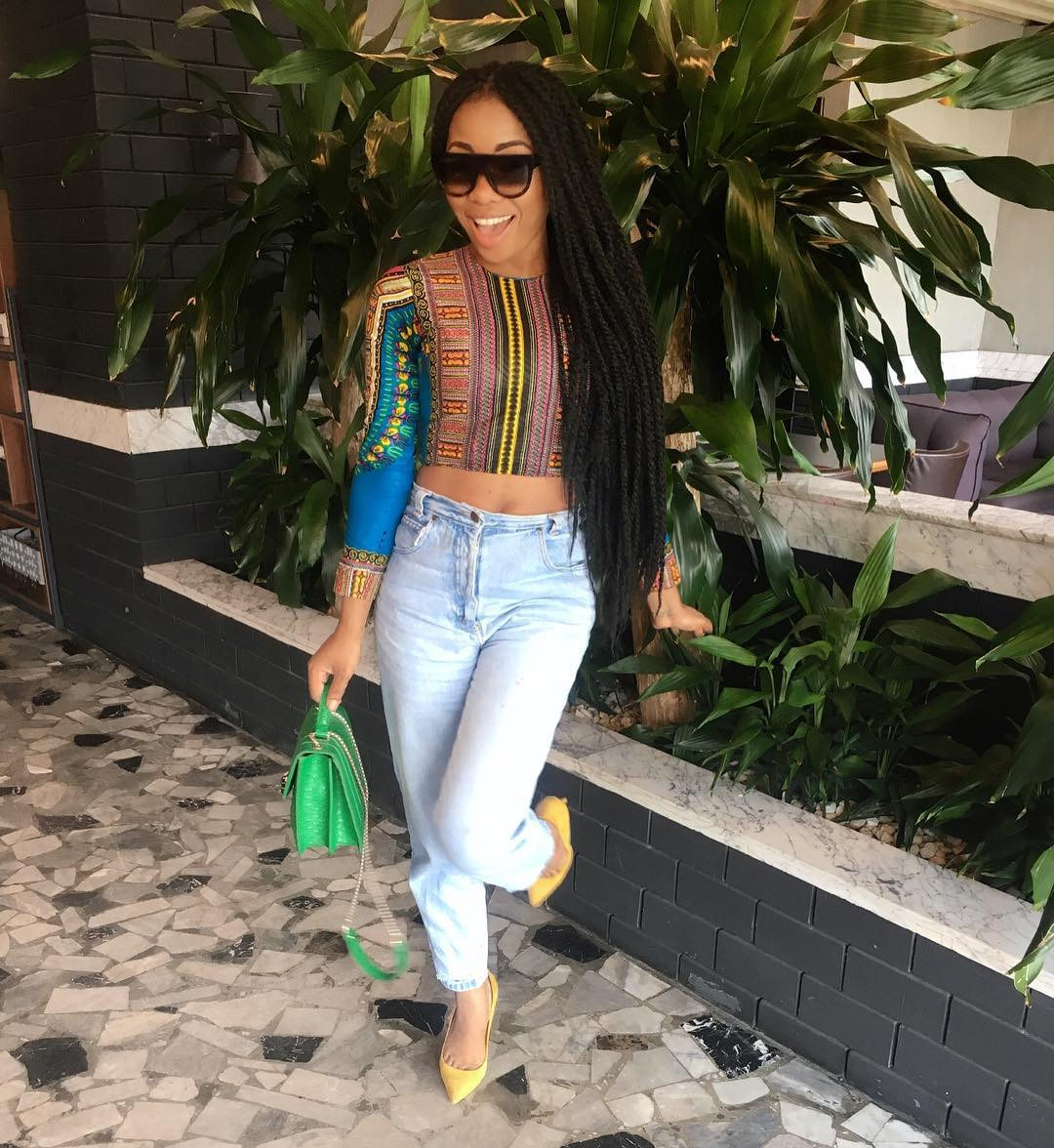 mo cheddah3 - Mo Cheddah Shows Us The Right Way To Wear Print