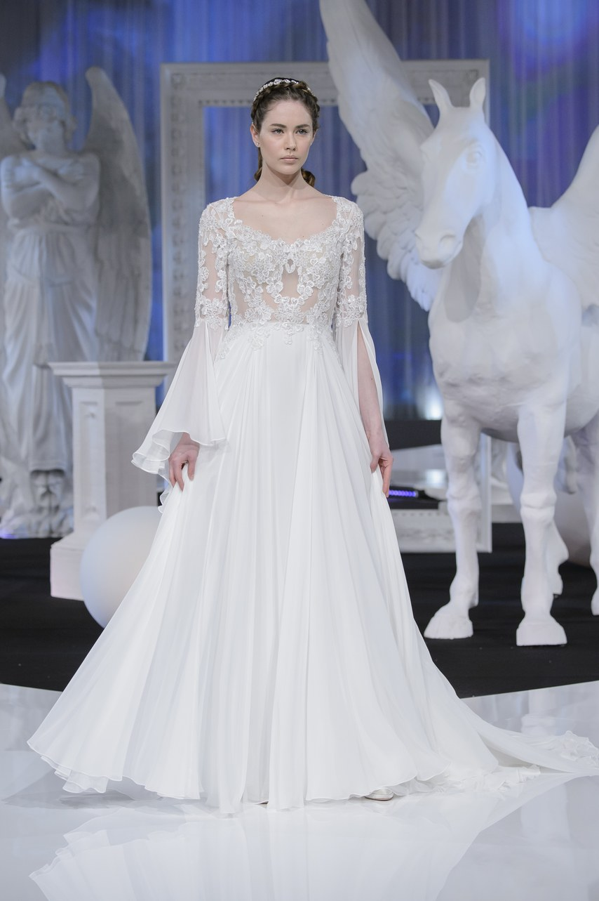 The Nicole Bridal Spring 2018 Collection Is Perfect For ...