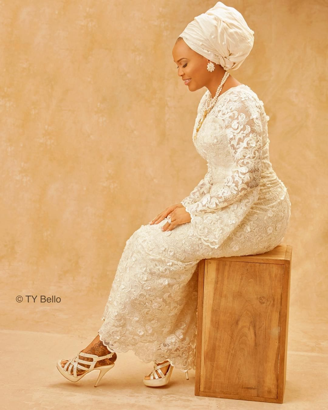 ty bello ameenat badmus - Fabulous 40th Birthday Portraits By TY Bello