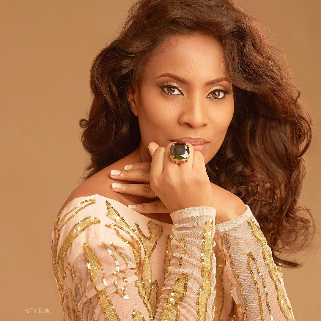 ty bello busola odusanya - Fabulous 40th Birthday Portraits By TY Bello