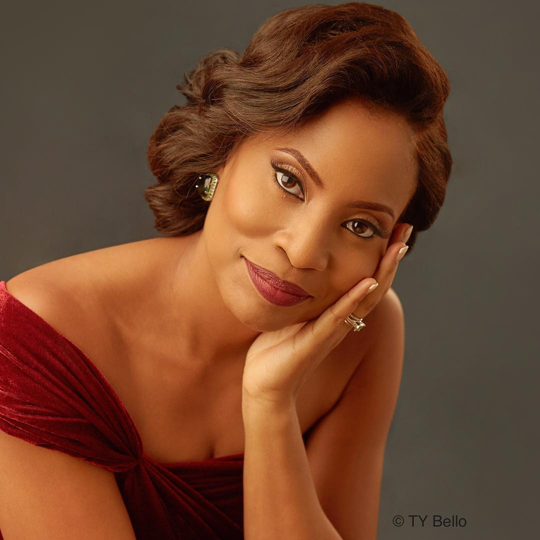ty bello busola odusanya1 - Fabulous 40th Birthday Portraits By TY Bello