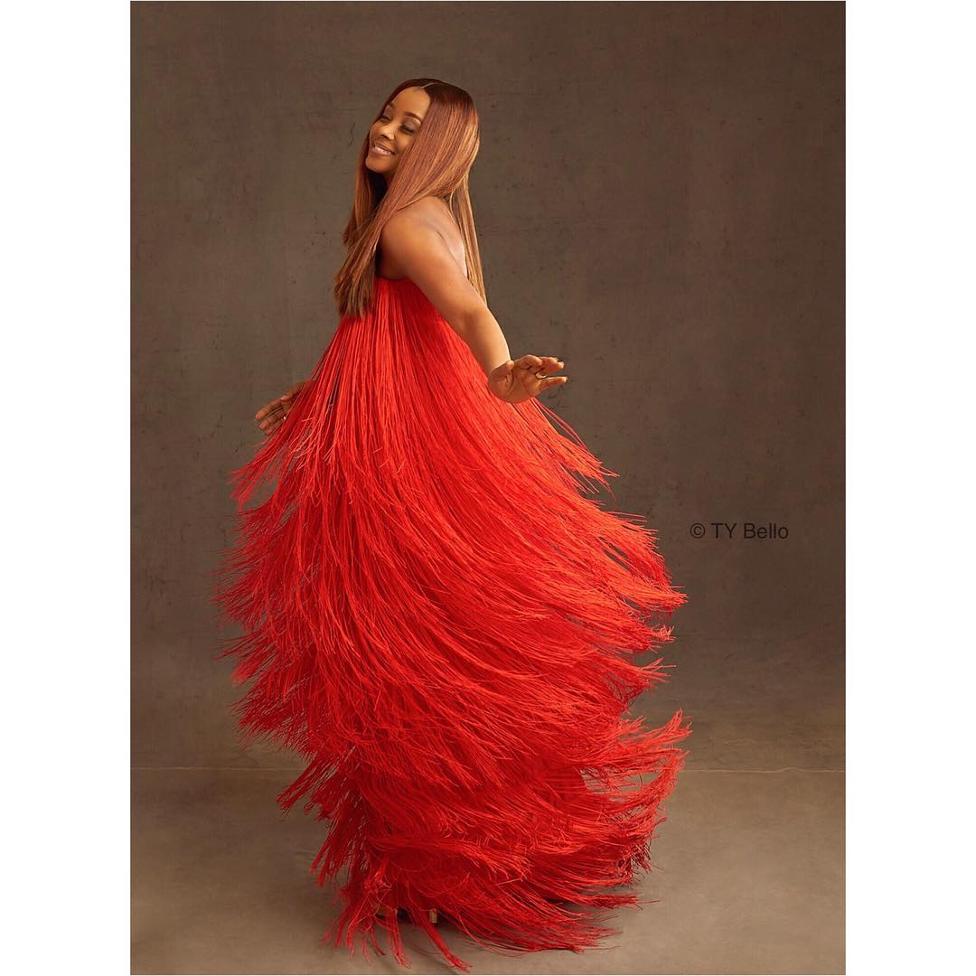 ty bello folake soetan - Fabulous 40th Birthday Portraits By TY Bello