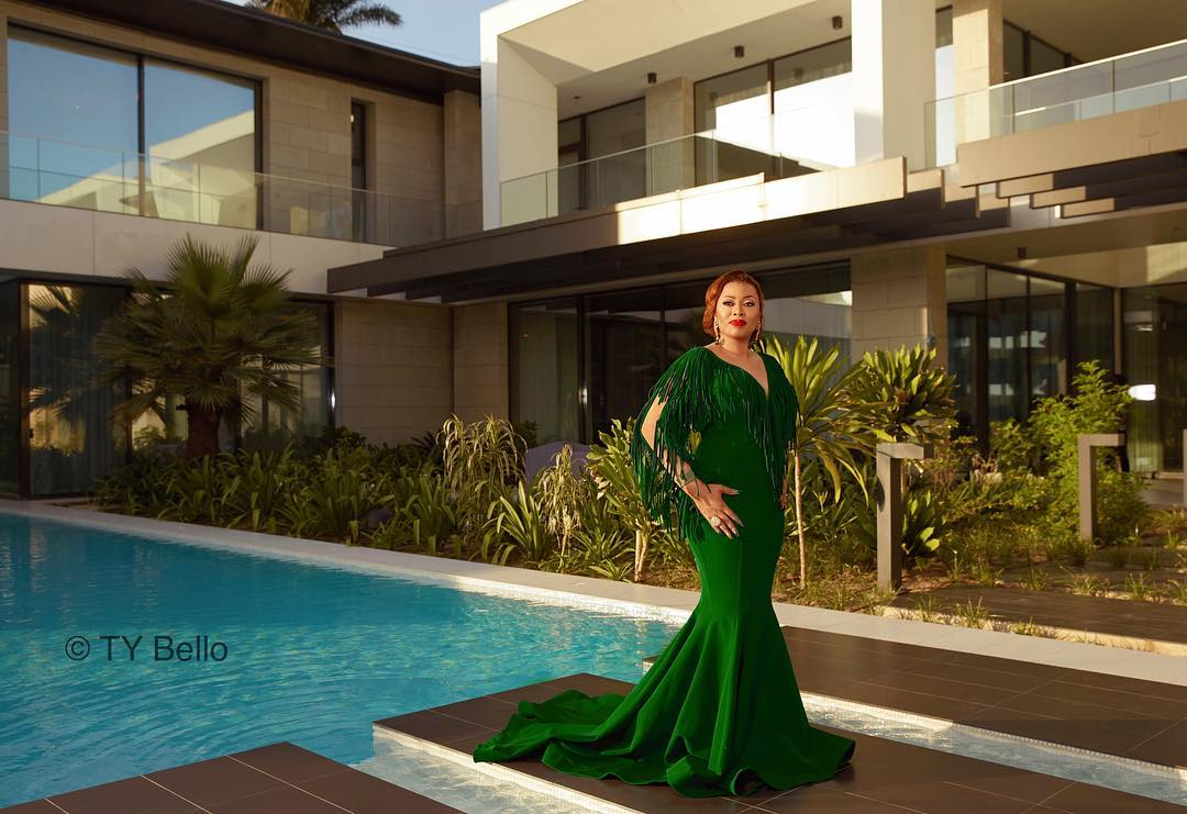 ty bello kofo adebutu1 - Fabulous 40th Birthday Portraits By TY Bello