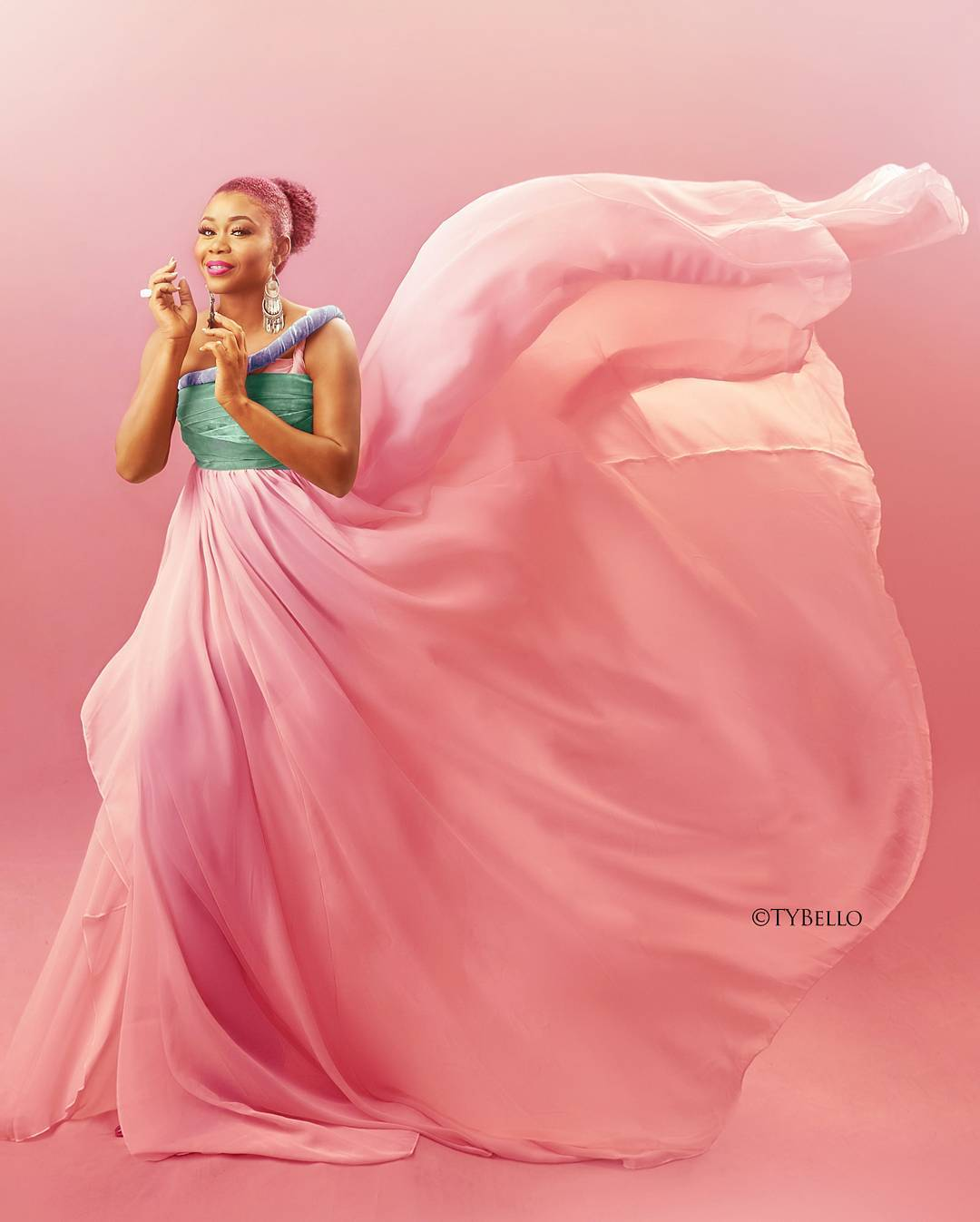 ty bello oluseyi itegbe - Fabulous 40th Birthday Portraits By TY Bello