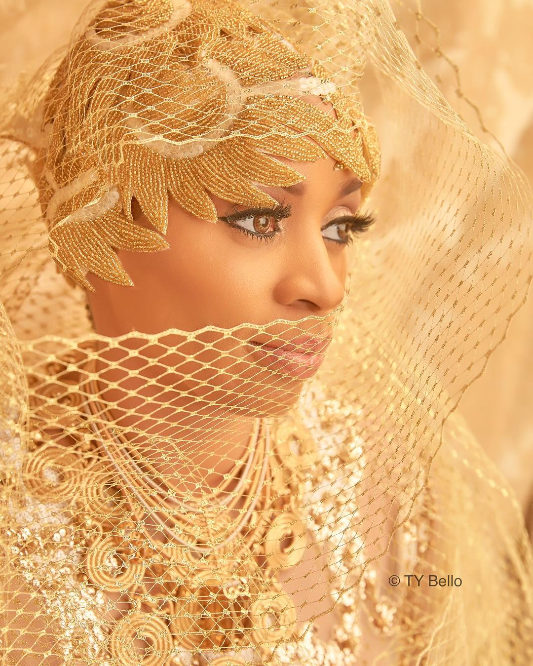 ty bello shade okoya - Fabulous 40th Birthday Portraits By TY Bello