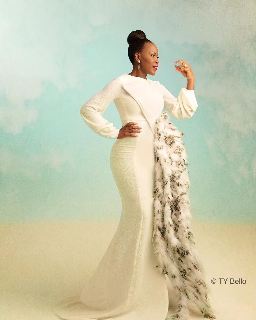 ty bello tara2 - Fabulous 40th Birthday Portraits By TY Bello