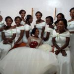 More Brides Are Letting Their Bridemaids Wear White & We Love It!