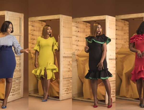 Header of Dos Clothing featuring Lilian Esoro