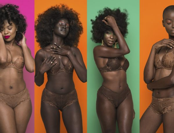 Header of The Colored Girls featuring Chiki Miki and Nubian Skin