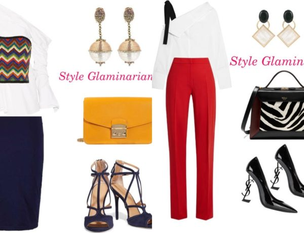 The style glaminarian's pick - Deconstructed Shirt header