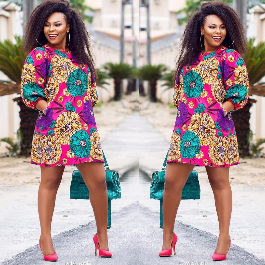 Trendy & Colorful Fashion For Church With The Ever Stylish