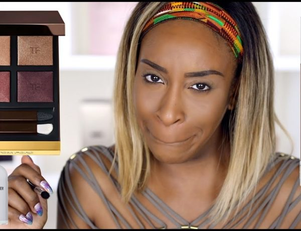 trying out new makeup jackie aina