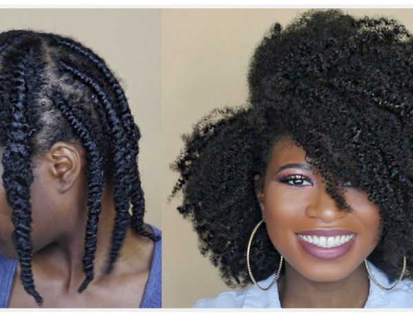 twist out by naturally temi youtube tutorial