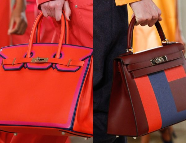 Hermès Kelly and birkin bag resort 2018 collection