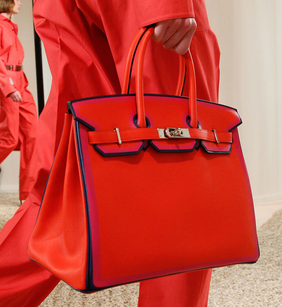 Hermès Resort 2018 Bags Are So Colorful 1
