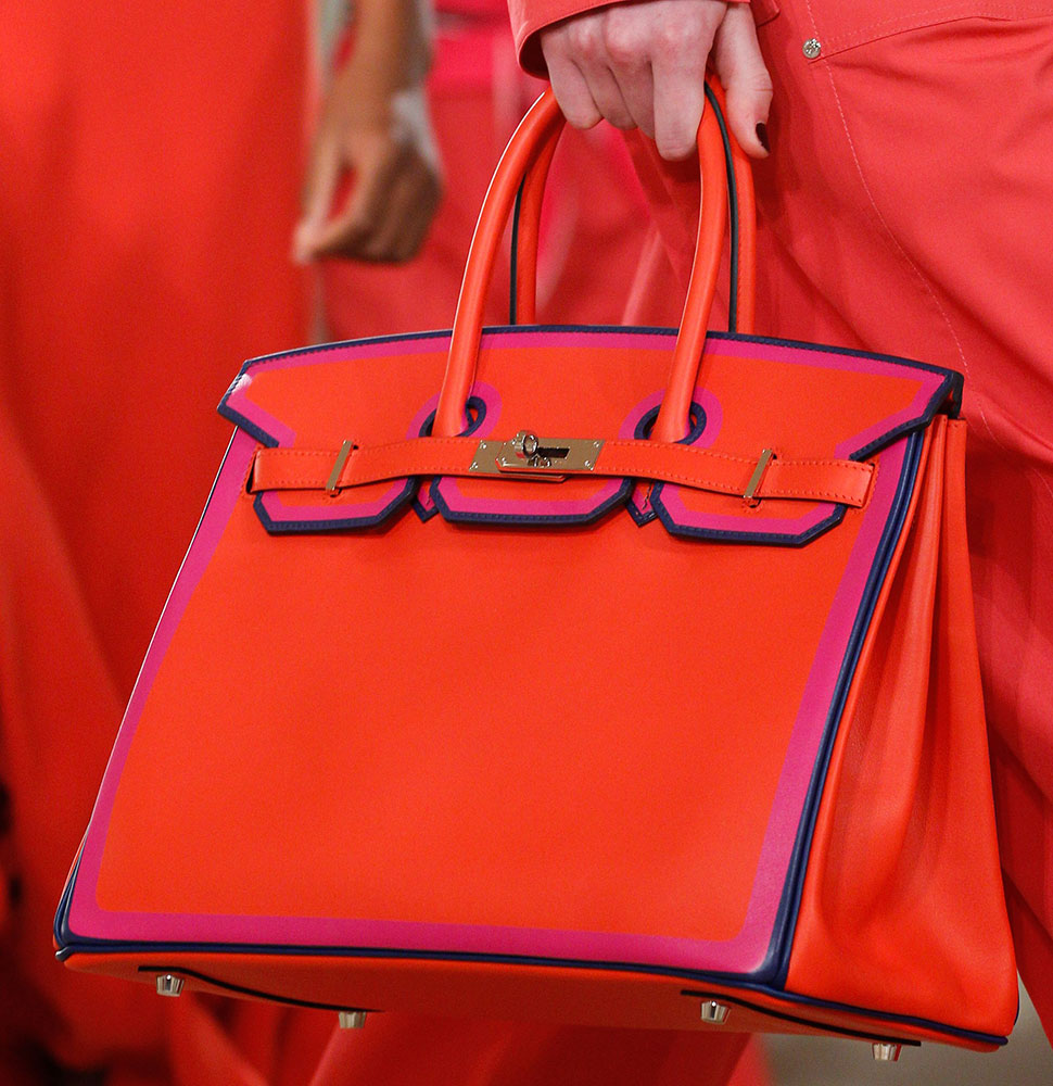 Hermès Resort 2018 Bags Are So Colorful 10