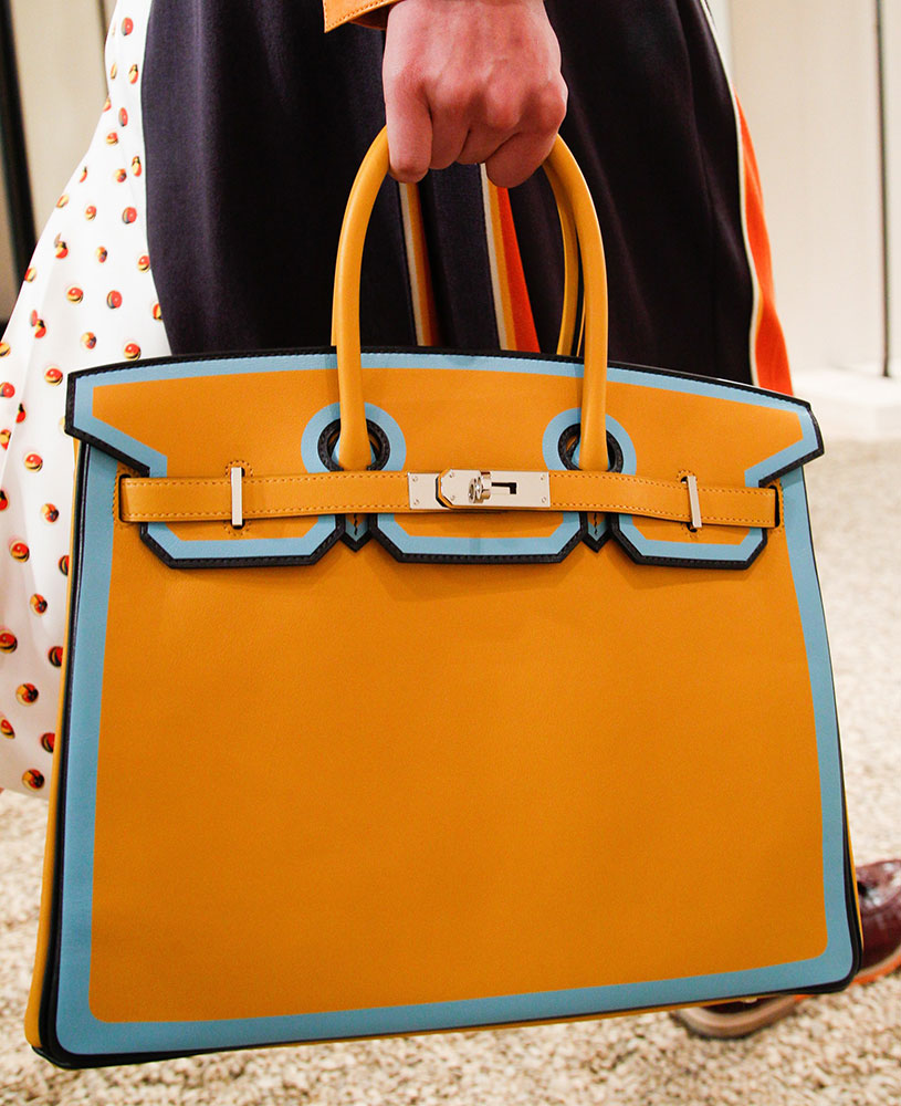 Hermès Resort 2018 Bags Are So Colorful 2