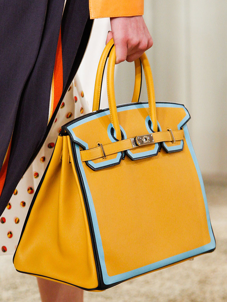 Hermès Resort 2018 Bags Are So Colorful 5