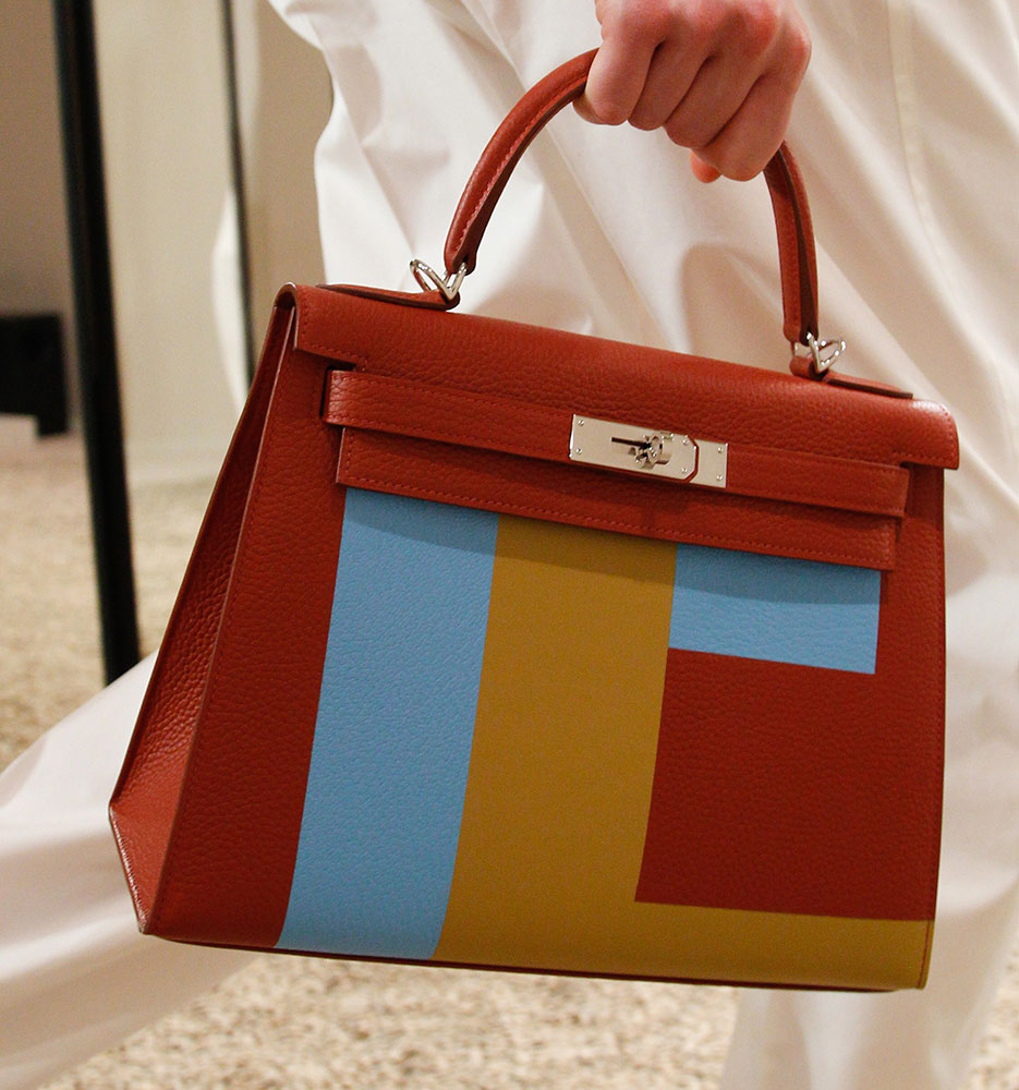 Hermès Resort 2018 Bags Are So Colorful 6