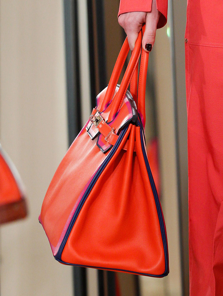 Hermès Resort 2018 Bags Are So Colorful 9