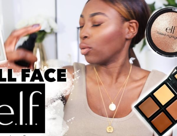 Patricia Bright Using E.l.f makeup products only