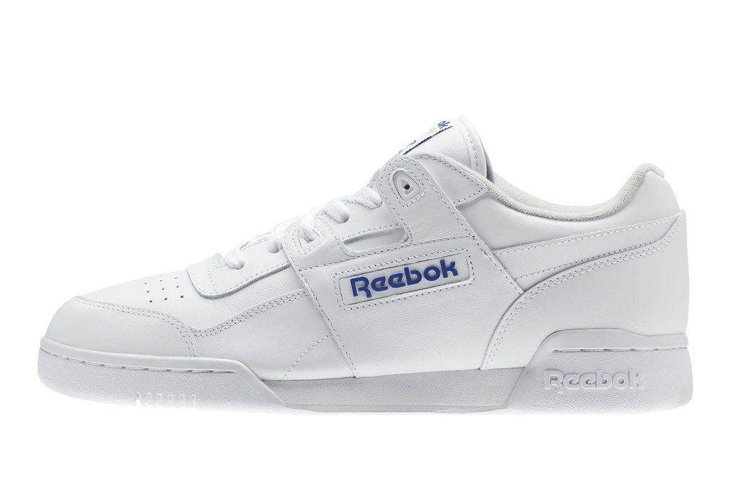 Yeezys lookalike - Reebok Workout Plus $80