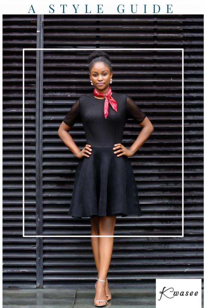 kwasee fashion styles the LBD dress (1)