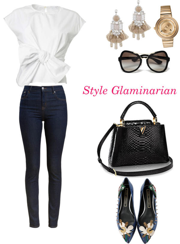The Style Glaminarian's Pick-Weekend Glam 4