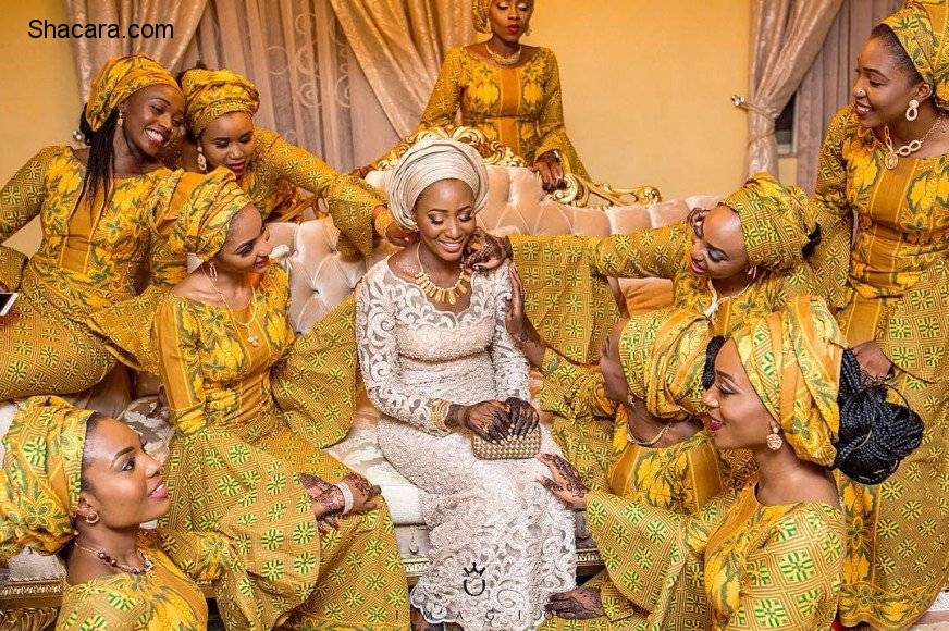Nura m inuwa wedding