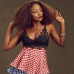 Entertainment: Simi Is Sexy In A Bralet In Hot New Photos!
