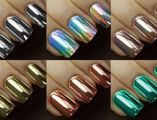 Chrome Nails Header