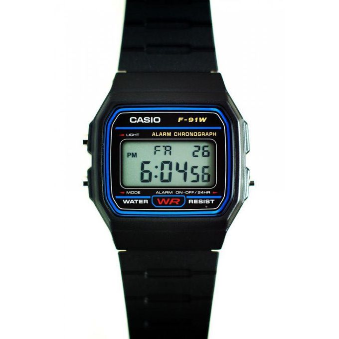 casio gents