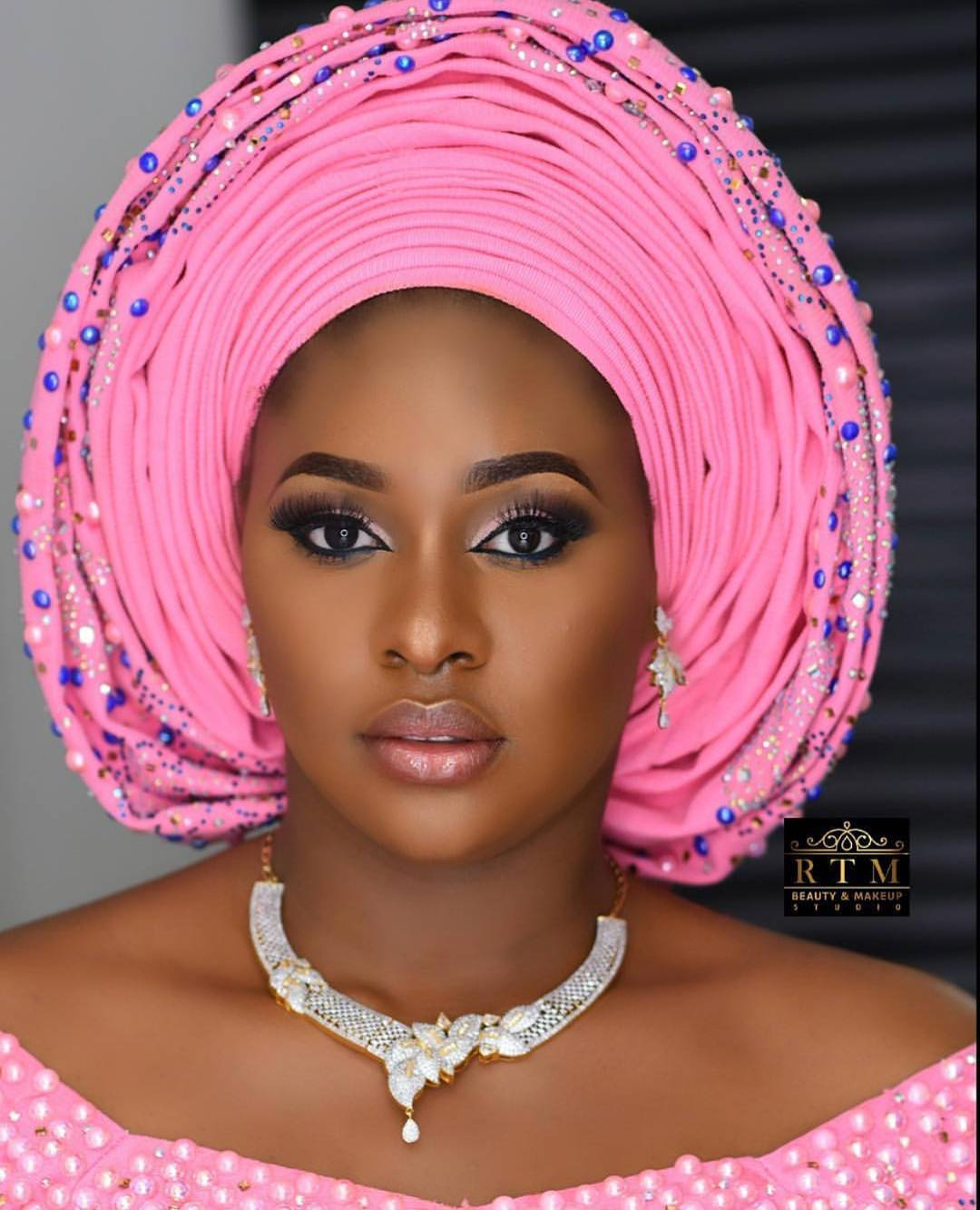 gele 4 kamdora - Makeup & Gele: For The Love Of Weddings